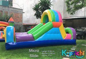 inflable en forma de resbaladilla, precio de inflables, k-prichi