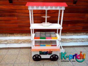 carrito de dulces,fiestas infantiles,economico,mesa de dulces