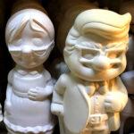 cerámica para pintar, diversión, entretenimiento sano,kprichi