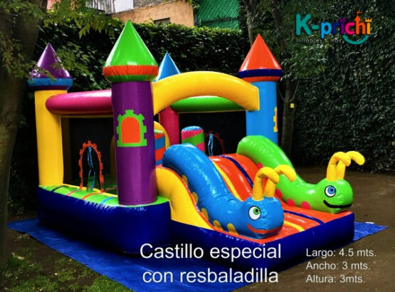precio de inflables en forma de castillo, brincolines para fiesta infantil, k-prichi
