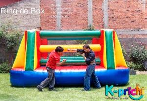 renta de juegos inflables para adultos, ring de box para fiestas, k-prichi
