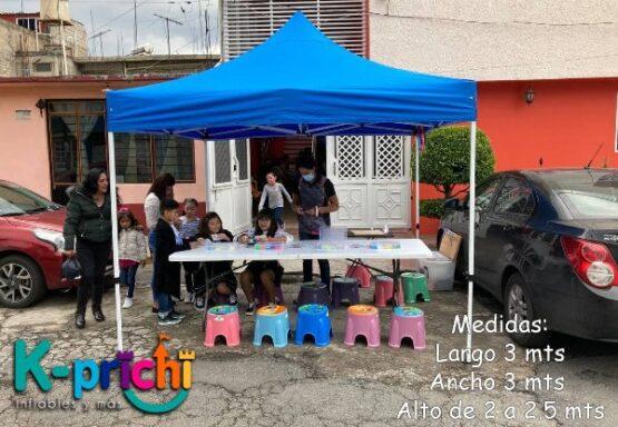 toldos, toldo a la renta para reuniones y fiestas, renta toldo en el DF, renta toldo en CDMX