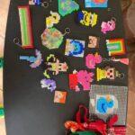 pixel art, figuras de pixel, taller pixel art, cuentas midi beads, taller de pixel art en CDMX y zona metropolitana